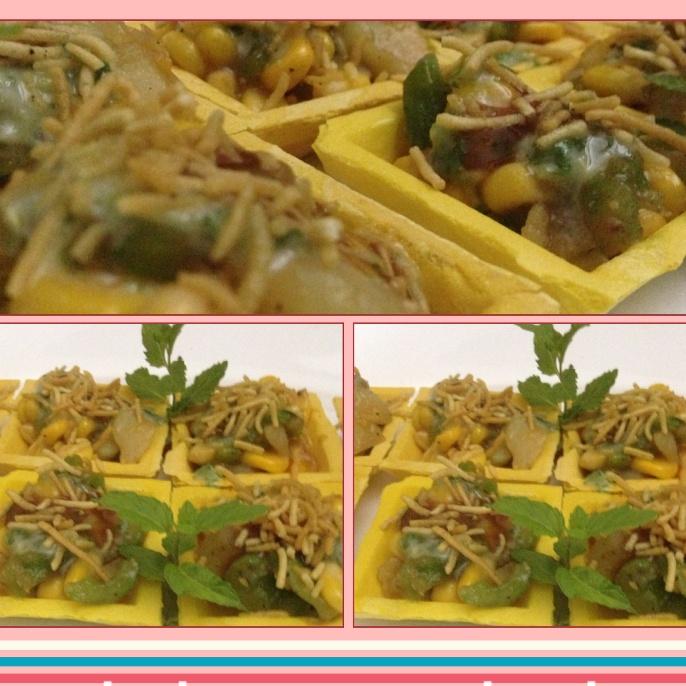 How to make Pototo corn tart