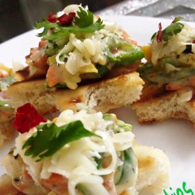 Photo of Cheesy toasties by Mona Bassi at BetterButter