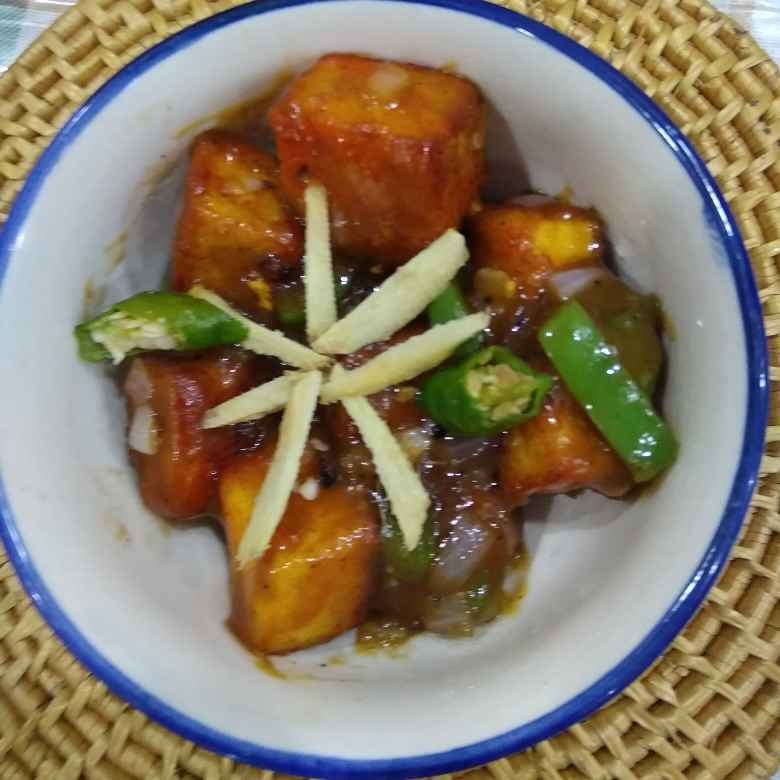 Photo of Chilli paneer dry by monika  at BetterButter
