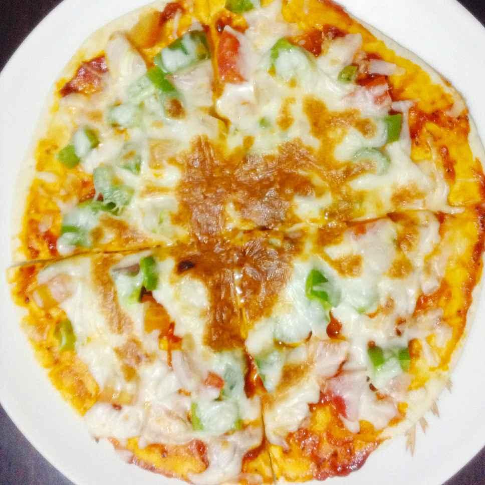 How to make होम मेड पिज़्ज़ा