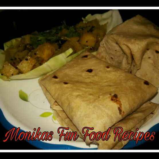 Photo of Cabbage Allu Sabji by Monika Manji Patel at BetterButter
