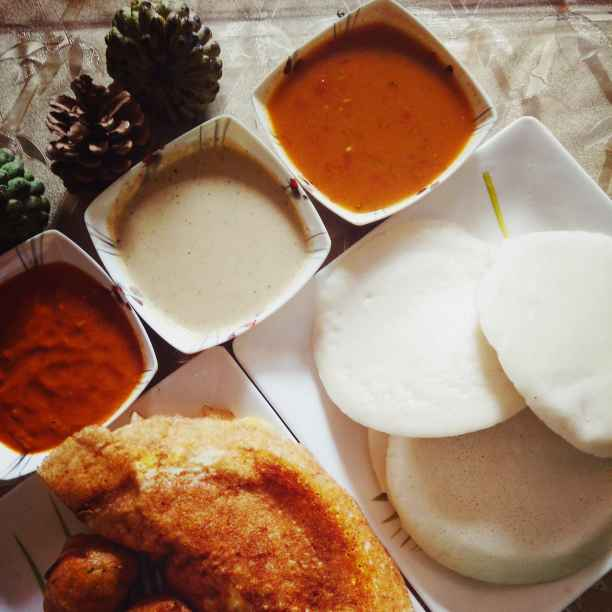 Photo of Thatte Idli (Recipe from karnataka) by Monika Rastogi at BetterButter
