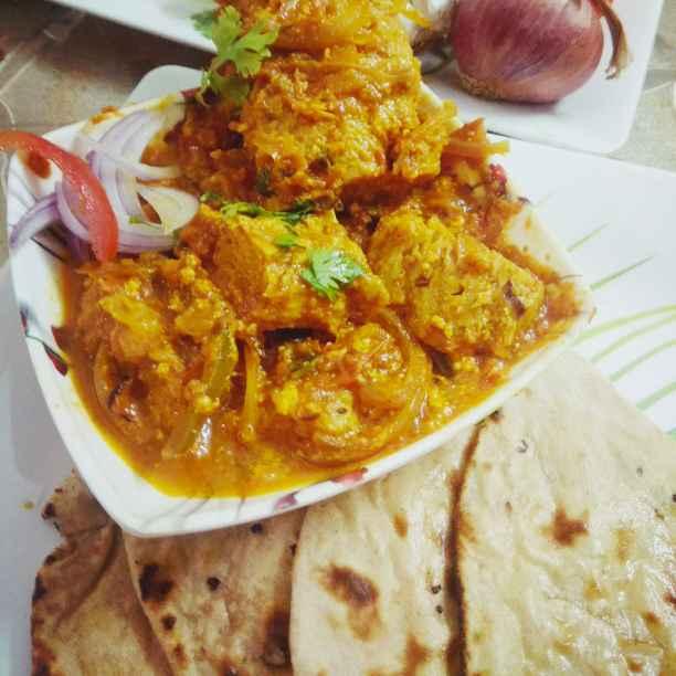 Photo of Punjabi chaap by Monika Rastogi at BetterButter