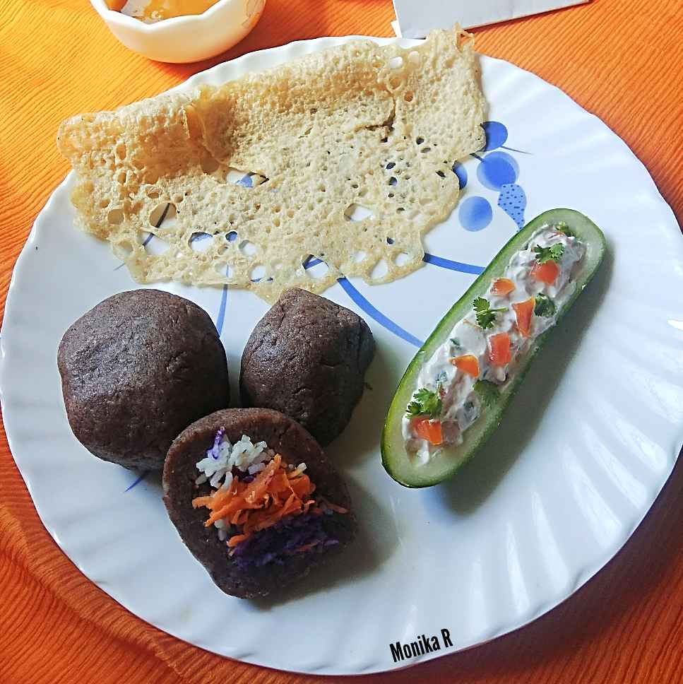 Photo of Ragi Balls (Mudde) by Monika Rastogi at BetterButter