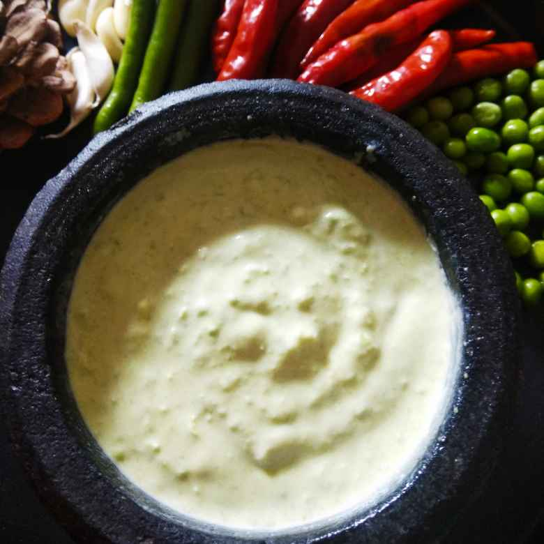 How to make Green Pea Dip