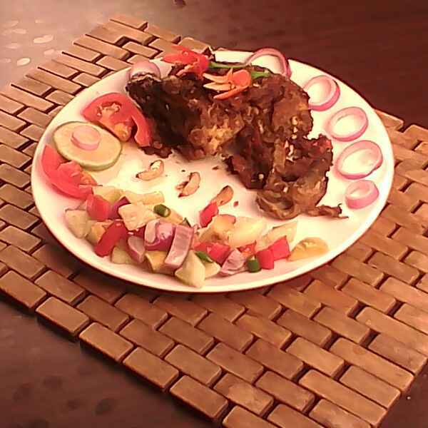 Photo of Chicken Lajij with salsa by Moumita Ghosh at BetterButter