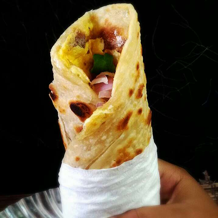 Photo of Kolkata Street Style Egg Roll by Moumita Malla at BetterButter