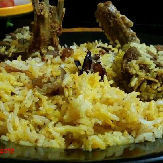 How to make Awadhi Mutton Biryani