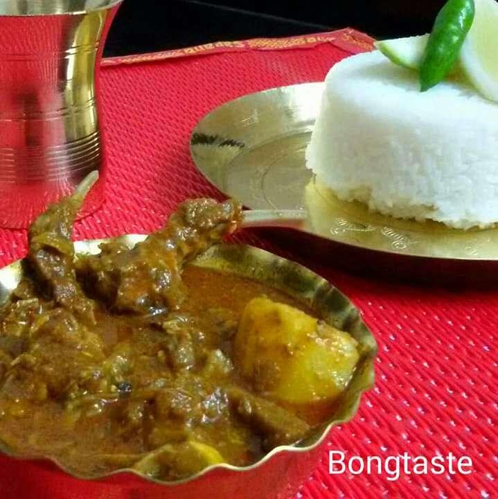Photo of Mutton Kosha by Moumita Malla at BetterButter