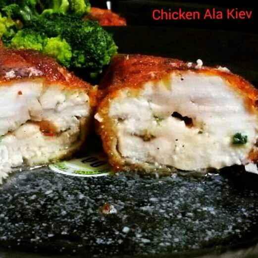 How to make Chicken Ala Kiev