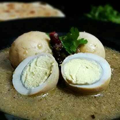 How to make Egg Rezala
