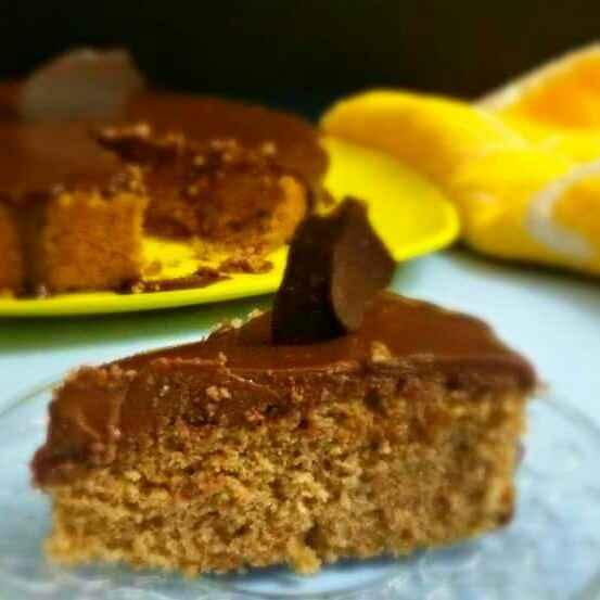 How to make 10 Minutes Microwave Chocolate Fudge Cake