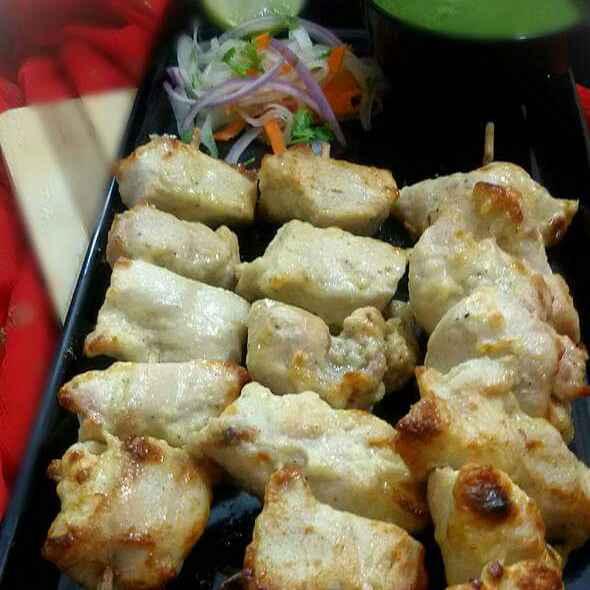 How to make Murgh Malai Kebab