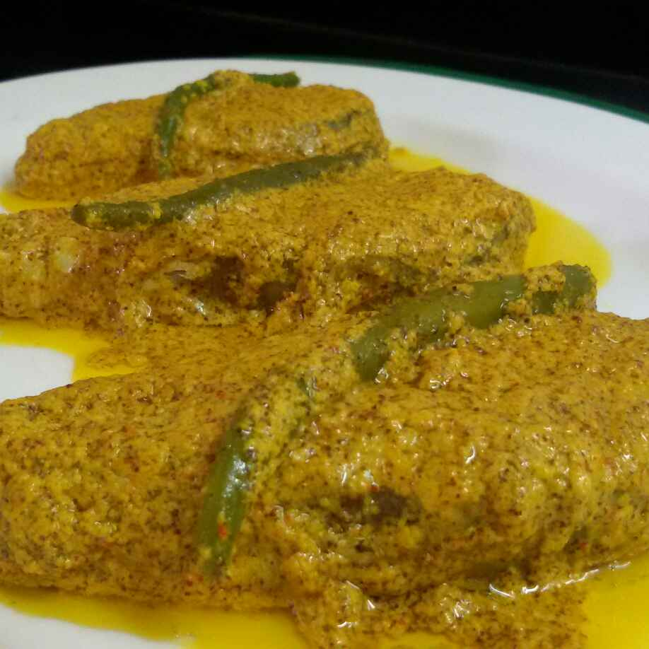 How to make Steamed Hilsha (Ilish Bhapa)