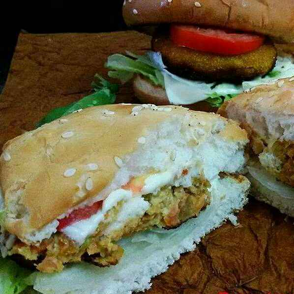 How to make Oats Veggie Burger