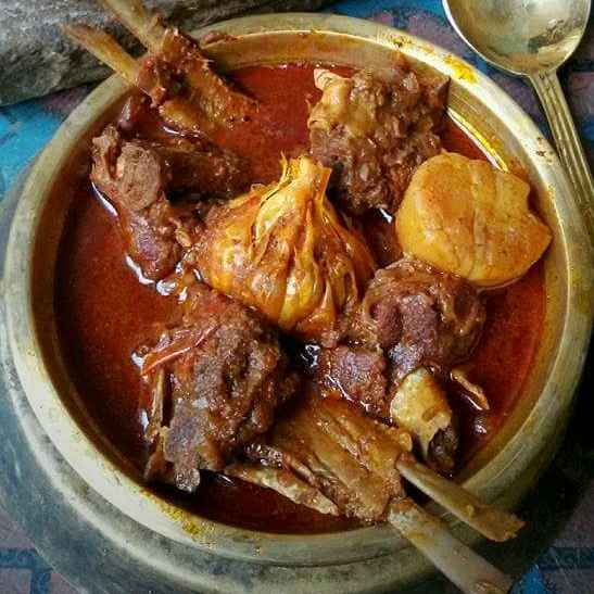 Photo of Robibarer Mangsher Jhol(Sunday Special Bengali Mutton Curry) by Moumita Malla at BetterButter