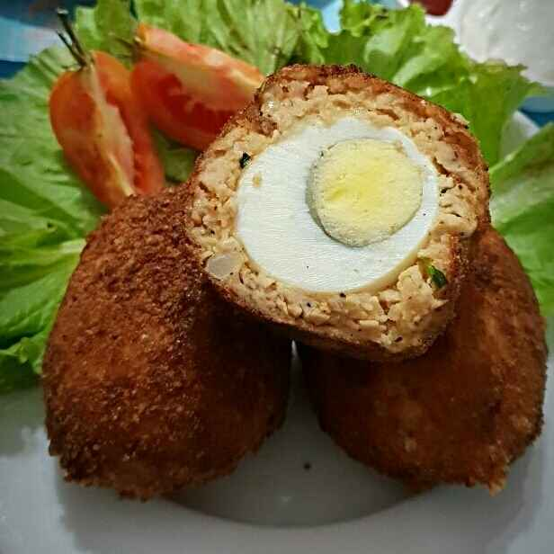 How to make Scotch Egg