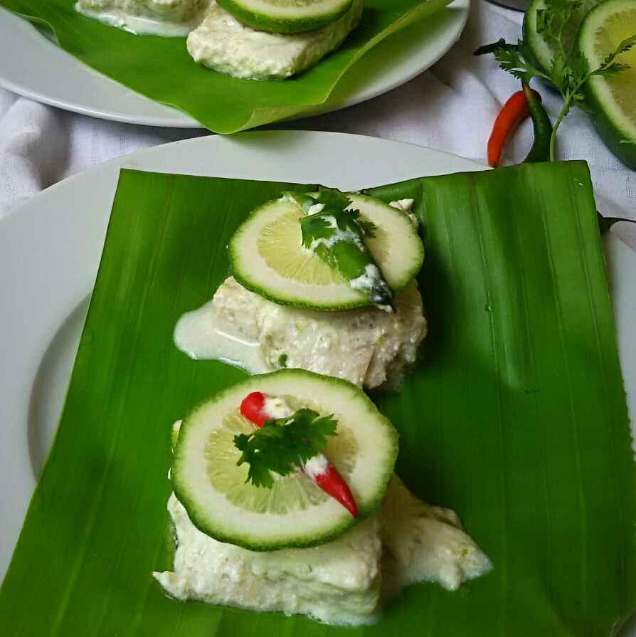 How to make Fish in Coconut Yogurt Sauce