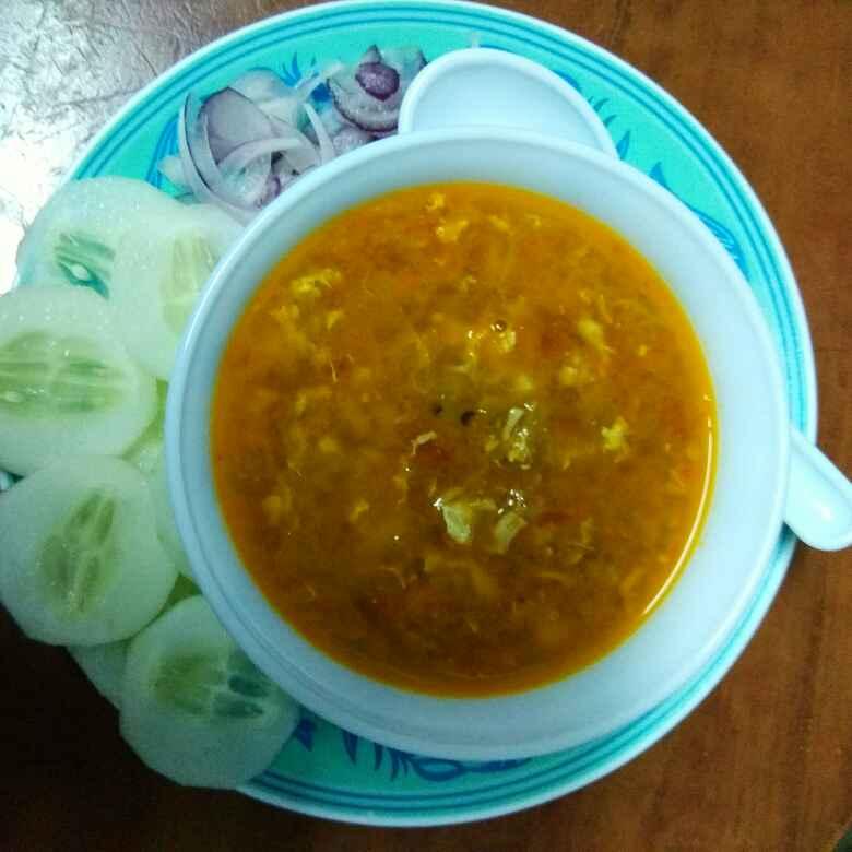 Photo of Chicken Soup by Moumita Nandi at BetterButter