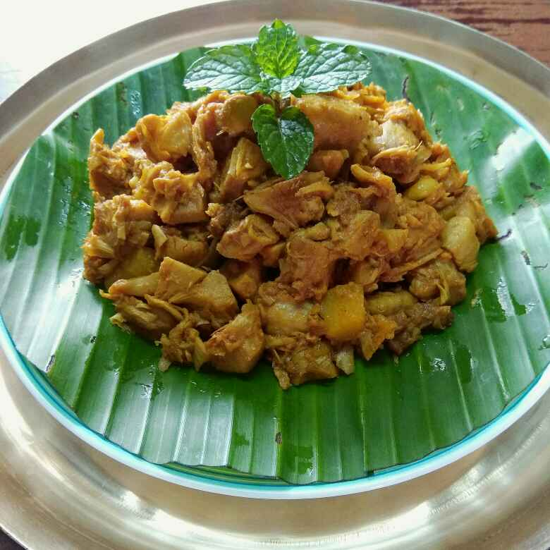 How to make Pathar manso dia achorer tarkari