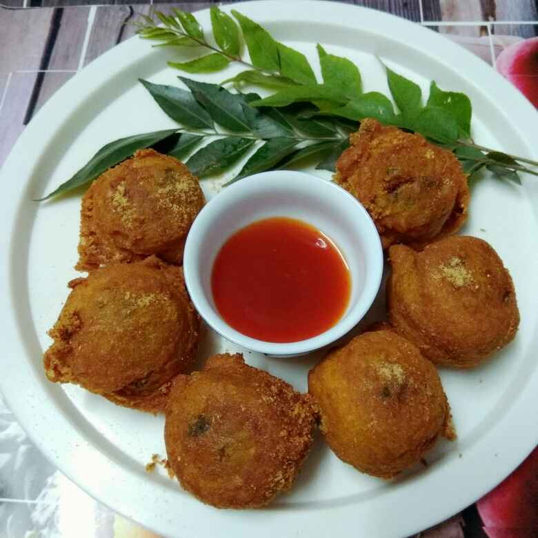 How to make আলুর চপ