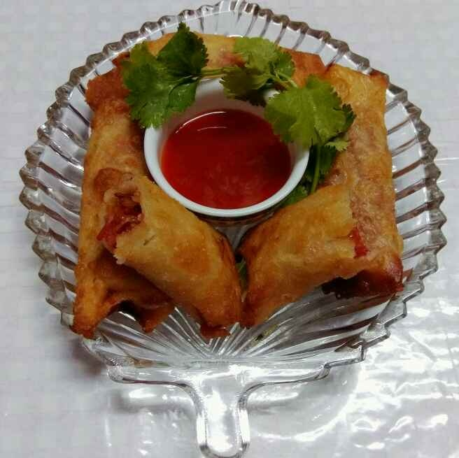 Photo of Spring Roll by Moumita Nandi at BetterButter
