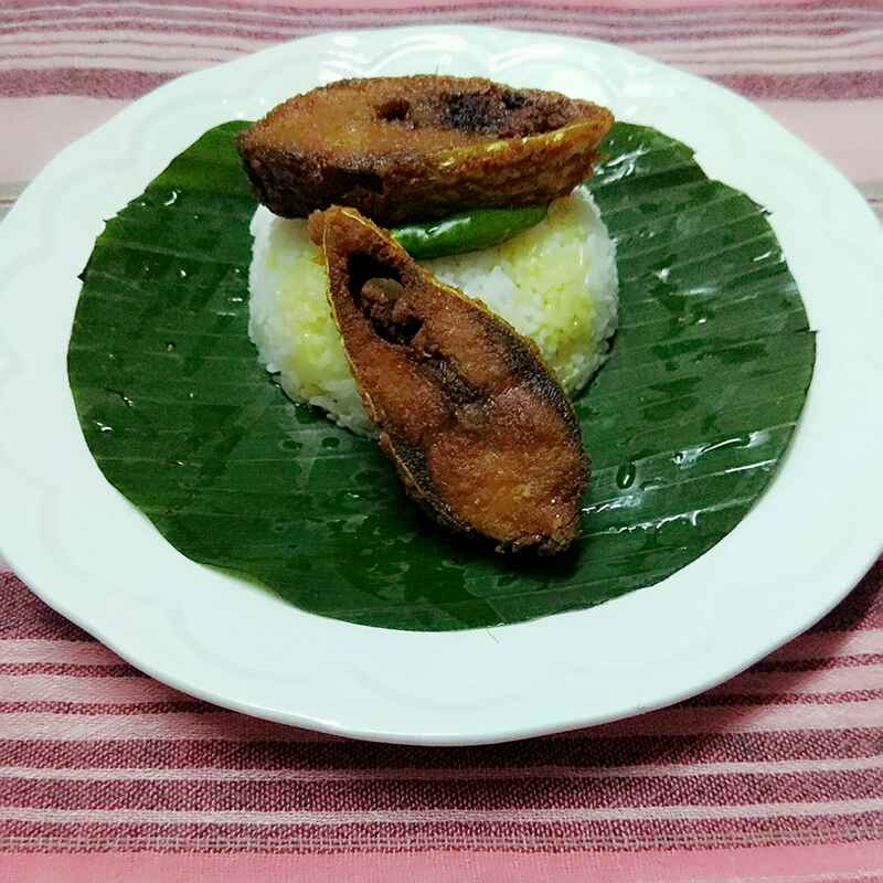 Photo of Hilsa fish fry by Moumita Nandi at BetterButter
