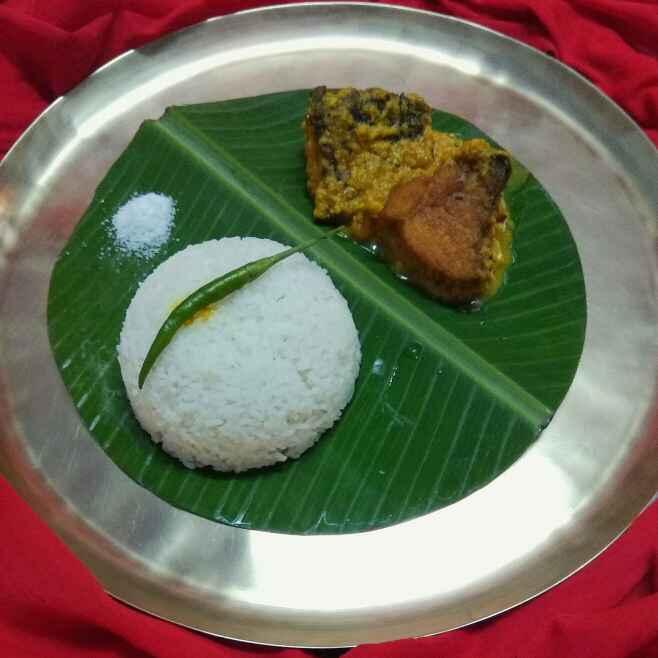 Photo of Dahi Katla in Bengali Style by Moumita Nandi at BetterButter