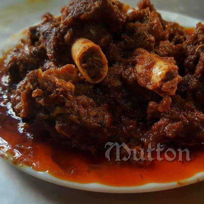Photo of Mutton kossa by Moumita Saha at BetterButter