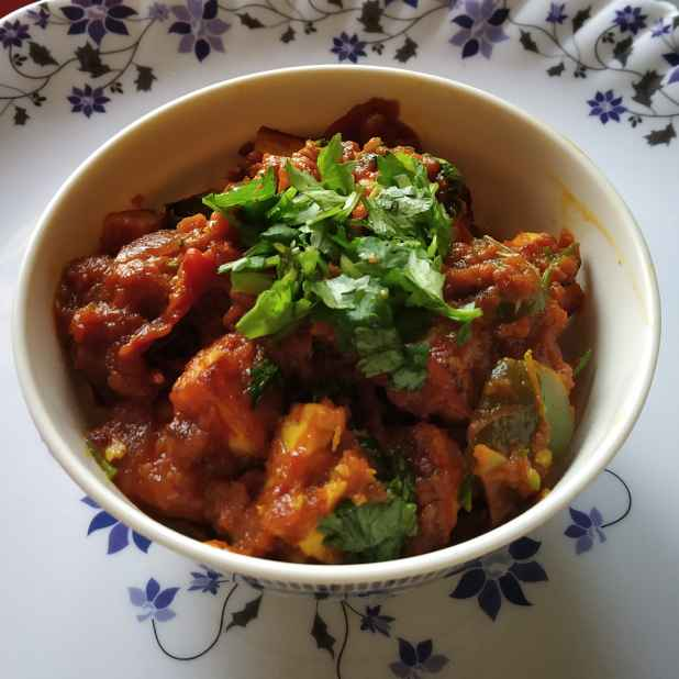Photo of Chilly Paneer by Mousumi Bhattasali at BetterButter