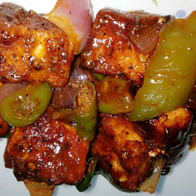 How to make Paneer Manchurian