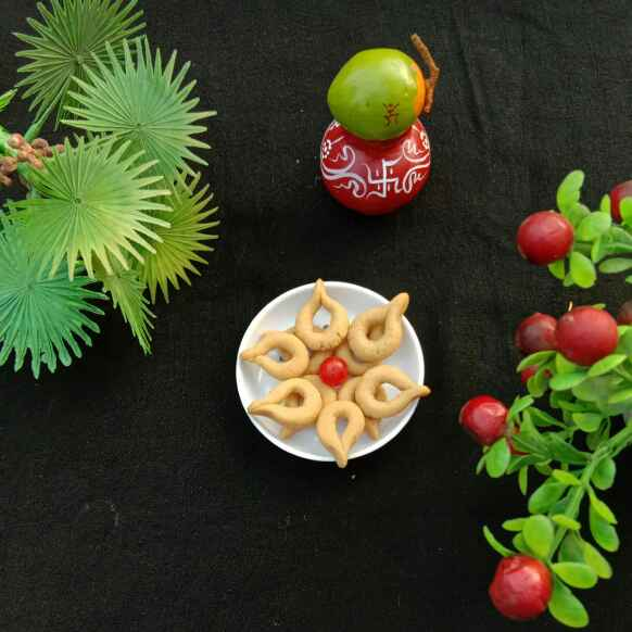 How to make নলেনগুরের গুজিয়া মিষ্টি...