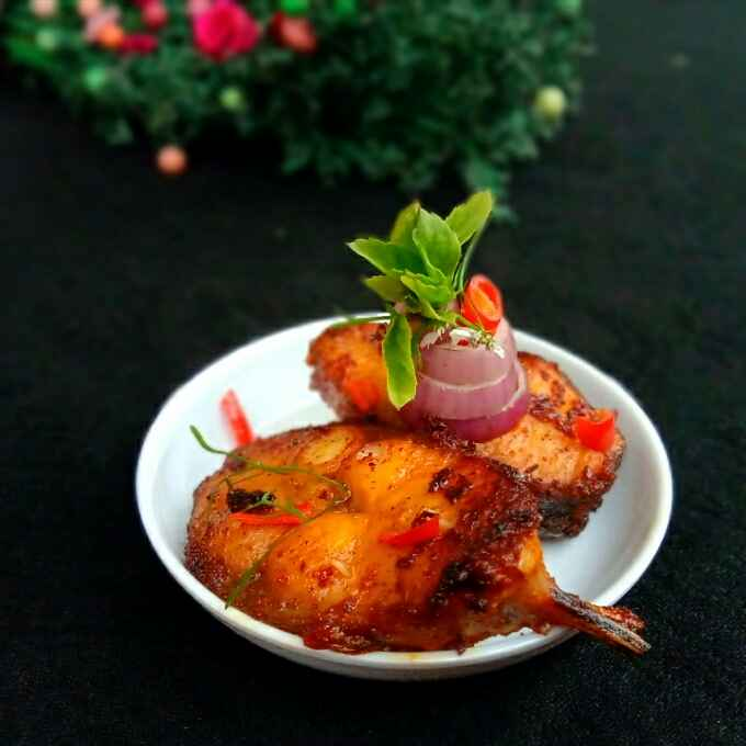 Photo of Spicy Grilled Fish.... by Mousumi Mandal at BetterButter