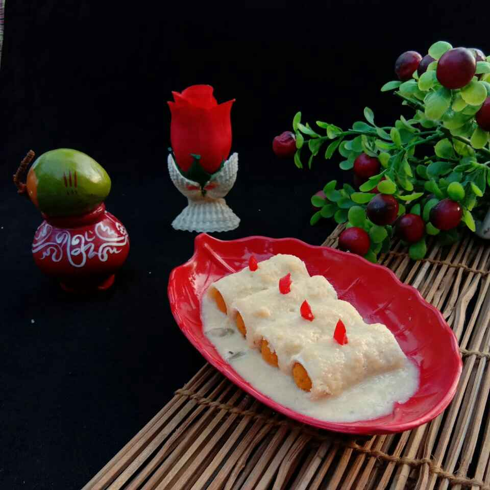 Photo of Bread Malai Roll Misti.... by Mousumi Mandal at BetterButter