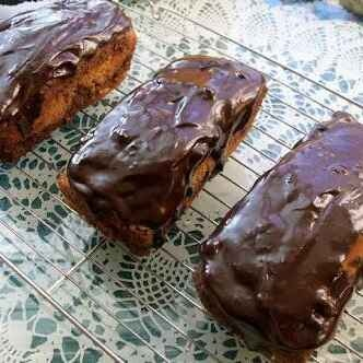 How to make Chocolate and sesame loaf cake