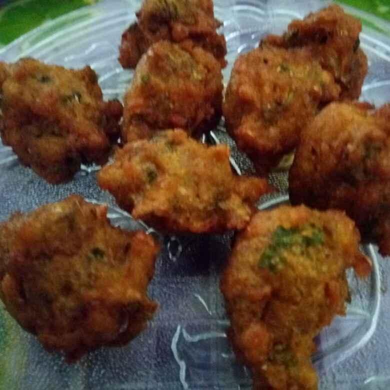 Photo of Mix dal vada by Mrs.Raziya Banu M. Lohani at BetterButter