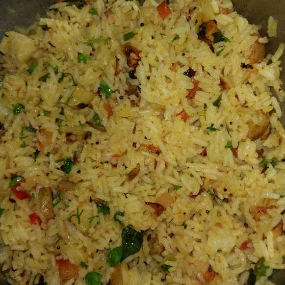 Photo of Fried rice by Mrudula Ghose at BetterButter