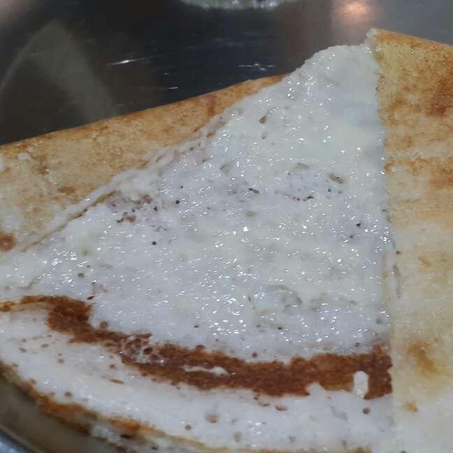 How to make Cheese Dosa