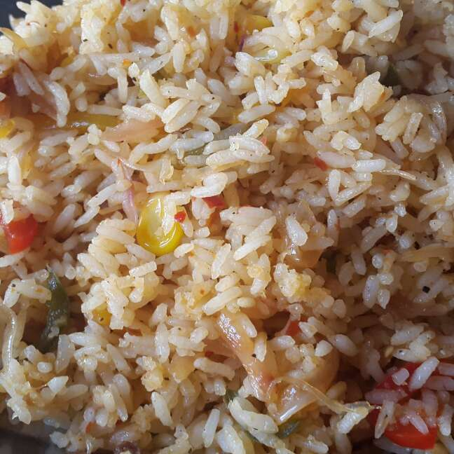 Photo of Mexican Rice by Mudita Bagla at BetterButter