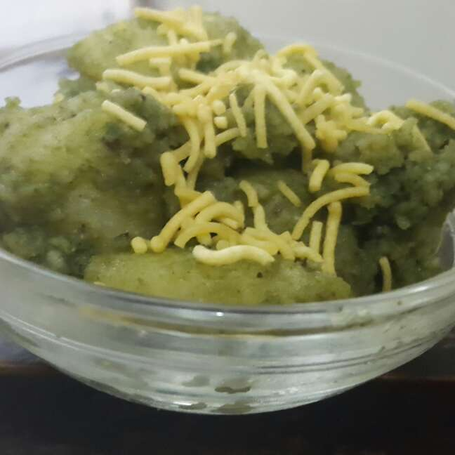How to make Aloo chat