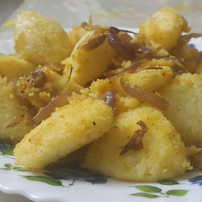 How to make Fried idli
