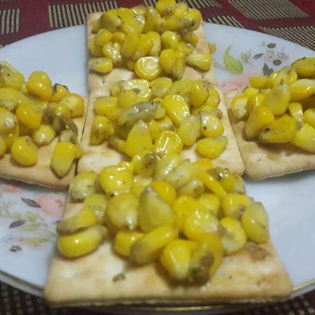 How to make Corn treat
