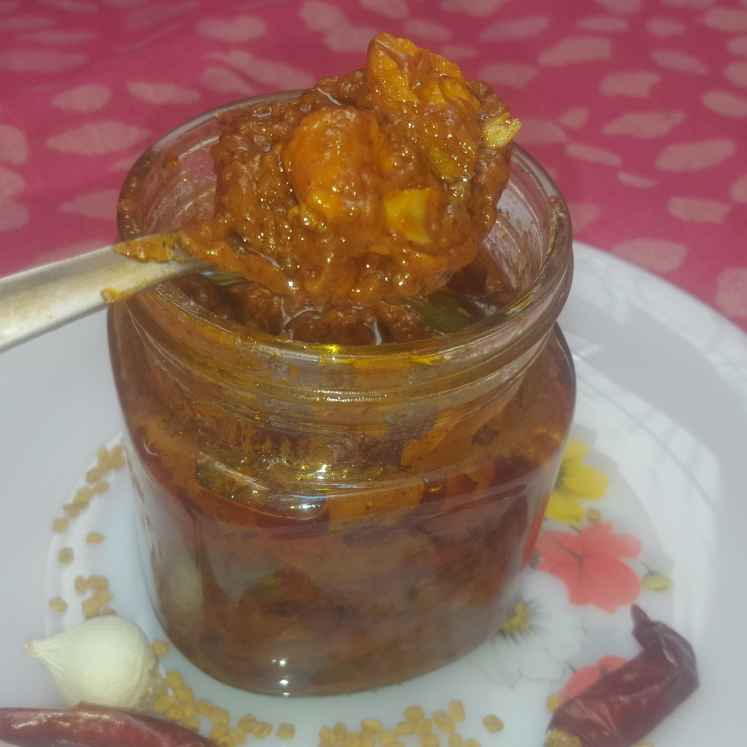 Photo of Fish & Mango Pickle by Mughal Kitchen at BetterButter