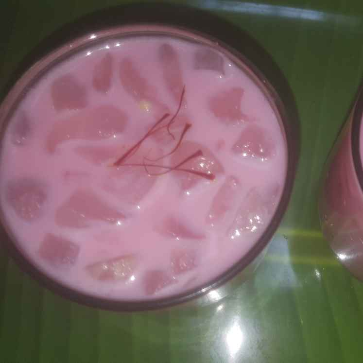 Photo of Palm fruit milk sarbath by Mughal Kitchen at BetterButter