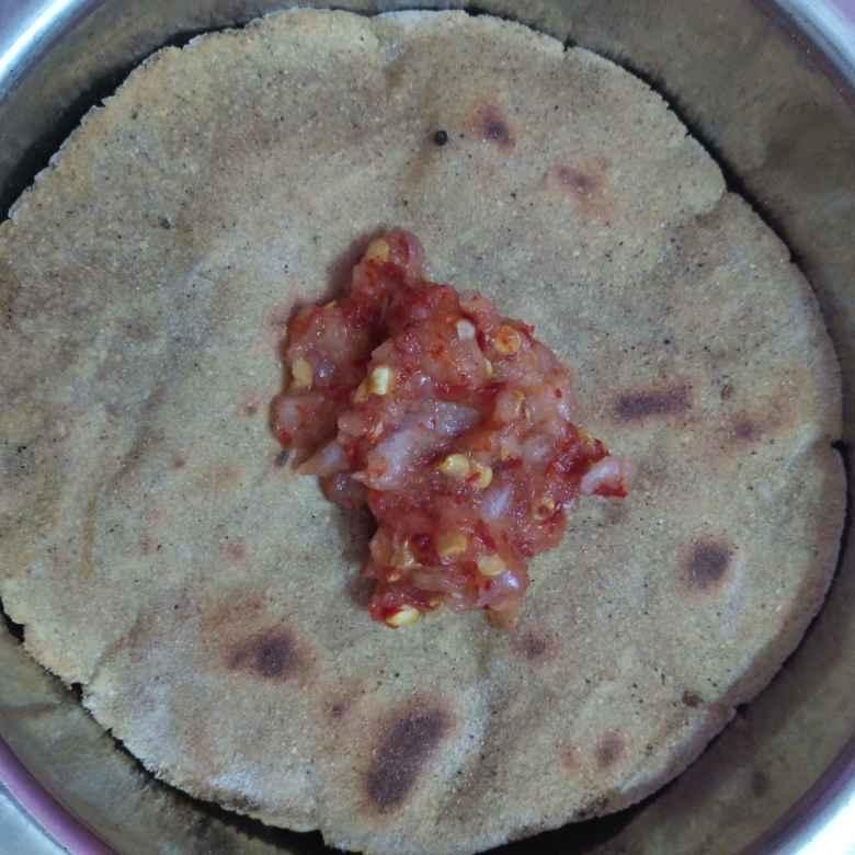 Photo of Jowar roti  by Mukka Priyankaravi at BetterButter