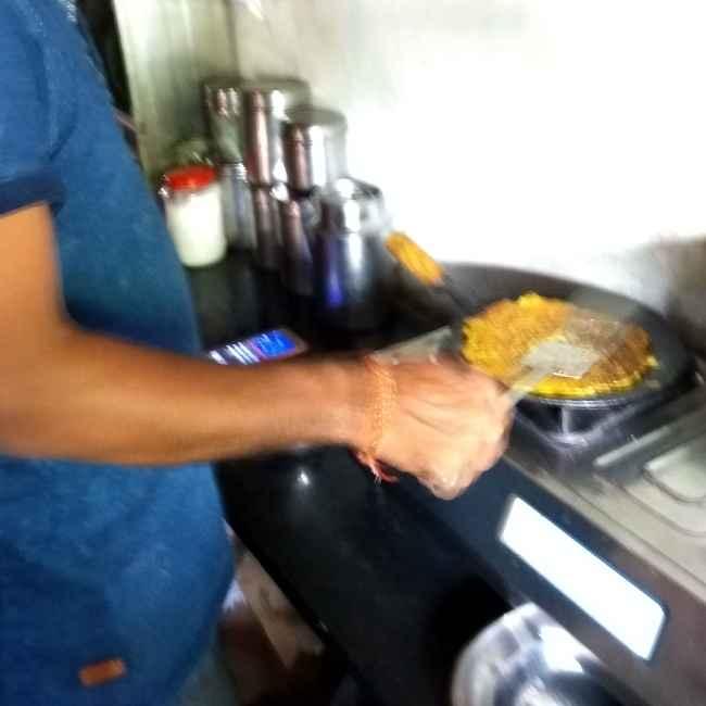 How to make Kakdiche thalipith
