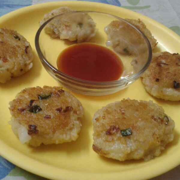 Photo of Poha cutlet by Mukti Sahay at BetterButter