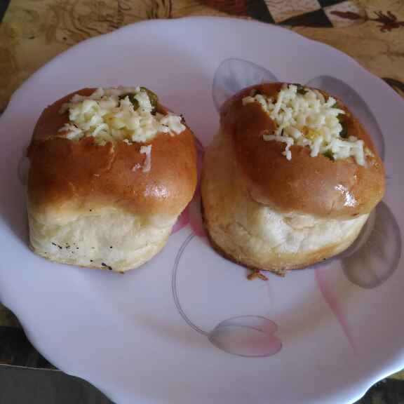 How to make STUFFED BUNS