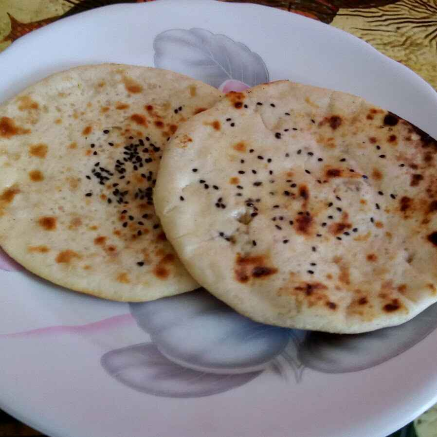 How to make MAWA KULCHA