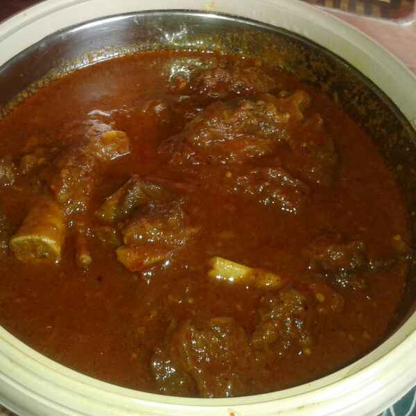 How to make LAL MAAS Rajasthani recipe